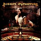 Kissin' Dynamite - Money, Sex & And Power CD (Very Good)