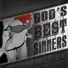 The Wanted - God's Best Sinners CD NEW
