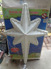 Vtg Nativity Star 39 Empire Light Up Blow Mold Decoration AS IS DOESNT LIGHT