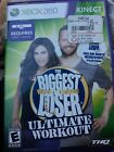 The Biggest Loser Ultimate Workout For Xbox 360 kinect Music With Manual