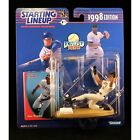 TONY WOMACK / PITTSBURGH PIRATES 1998 MLB Extended Series Starting Lineup