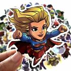 50 Pcs Lot Stickers Avengers Super Hero DC For Car Laptop Skatboard Decal