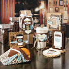 12Pcs lot Coffee Cup Metal Cutting Dies Clear Stamp Scrapbooking Card Making