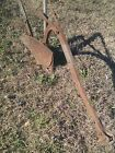 OLD HORSE DRAWN PLOW
