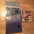 CUTTING CREW Broadcast CD BRAND NEW LONGBOX Long Box +BONUS The Scattering NEW !