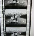 35mm TRAILER PREVIEW FOR CHARLIE CHAPLIN MODERN TIMES 1959 RE ISSUE B