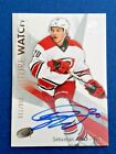Hockey Card Design Evolution: SP Authentic Future Watch Rookie Card 3