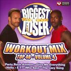 Various  The Biggest Loser Top 40 Workout Mix Vo CD