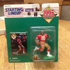 1995 STARTING LINEUP NFL Jerry Rice San Francisco 49ers Football Kenner SLU