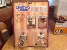 1989 Baseball Greats Willie Mays Willie McCovey Starting Lineup SLU Giants
