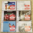 BAD COMPANY -  6 CD JAPAN JEWEL CASE SET - FACTORY SEALED