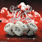 HOUSE OF SHAKIRA - PAY TO PLAY - NEW CD - MELODIC ROCK RECORDS 5055300376176