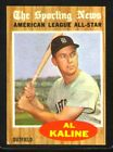 Al Kaline Baseball Cards and Autographed Memorabilia Guide 8