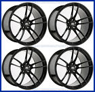 19 x 11 115 P51 FLOW FORGED SET of 4 Wheels Rims 2015+ Ford Mustang GT350