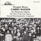 Various Artists : Carry Nation - An American Opera CD