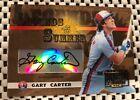 2003 Donruss Signature Series Gary Carter Autograph Auto Legends of Summer LS-17