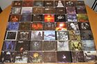 Black Metal 50 CD Lot Set Collection ESSENTIAL RARE dissection darkthrone marduk