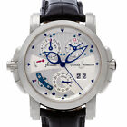 Ulysse Nardin Sonata Cathedral 670-88 18k White Gold Silver dial 42mm Automatic