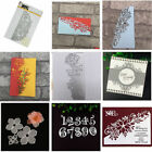 Metal Cutting Dies Embossing Stencil for Scrapbooking Card Paper DIY Decor Craft