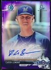 Ultimate 2014 Bowman Chrome Draft Autographs Guide 86