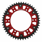 Supersprox Stealth Red Rear Sprocket with 48 Teeth for Beta RR 4T 525 2005-2009