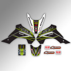 2008 - 2018 KAWASAKI KLX 140 KLX140 MOTOCROSS GRAPHICS KIT : SUPERCROSS DECALS