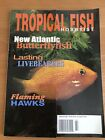 Tropical fish hobbyist magazine February 2001 in a New Condition