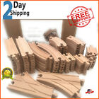 64 Wooden Train Track Lot Set Bridge Pieces Accessories Thomas Wood Tracks Brio