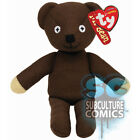 OFFICIAL MR. BEAN TEDDY BEAR BEANIE BABY - UK EXCLUSIVE - RETRO TY BEANIE BABY