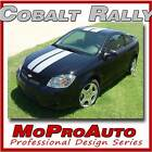 Chevy Cobalt Vinyl Hood Racing Stripes Decals - 3m Professional Vinyl 662