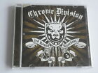 Chrome Division ‎– 3rd Round Knockout (2011) Multipage Booklet, Irond Ltd.