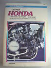 Honda VF1100 V65 VF750 V45 VF700 C MAGNA S SABRE V-FOURS Shop Manual 1982-1988