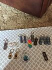 Lot Of 13 Key Chains 1 Magnet