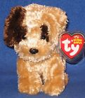 TY DEPUTY the DOG BEANIE BABY - MINT with MINT TAG - NEAR MINT TUSH TAG