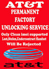 Network Unlock Code Samsung Focus Att supported out of contract only