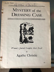 Mystery Of The Dressing Case Murder In The MewsSIGNED by AGATHA CHRISTIE1936