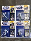 1990 Starting Lineup NY YANKEES sports Figurines 4 Pcs Gorgeous DON MATTINGLY