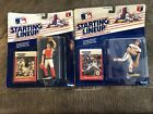 1988 Starting Lineup TERRY KENNEDY + MIKE BODDICKER   nice LOOK MLB ORIOLES