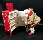 Clothtique Possible Dreams Santa 2003 MIDNIGHT RAID 15218 Pre Owned reduced