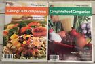 Weight Watchers Complete Food Dining Out Companion Book 2006 TurnAround