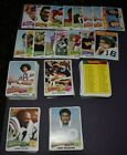 Lot of approx. 200 1975 Topps football cards inc. 2 Drew Pearson rookies + stars