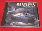 RESTLESS - ALONE IN THE DARK - NEW MTM MUSIC - CD