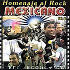 Three Souls, Urban, Leon Vago, Escoria Homenaje al Rock Mexicano CD Nuevo Sealed