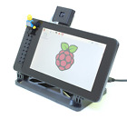 Case for the Official Raspberry Pi 7 Touchscreen Display LEGO compatible and