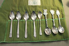 Christmas spoons, 8pc's lot#9