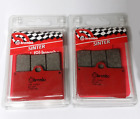 BIMOTA YB-9 SRI YB9 600 1995 > 1998 BREMBO SA SINTERED BRAKE PADS 2 SETS