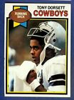 Tony Dorsett Cards, Rookie Card and Autographed Memorabilia Guide 15