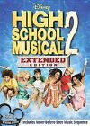 DVD DISNEY  HIGH SCHOOL MUSICALE 2 EXTENDED EDITION  BRAND NEW