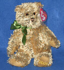 TY SHEBA the BEAR BEANIE BABY - HARROD'S UK  EXCLUSIVE - MINT with MINT TAGS