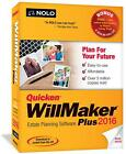 WillMaker Plus 2016 Plus Estate Planning Software w 1 year of NOLO, Windows